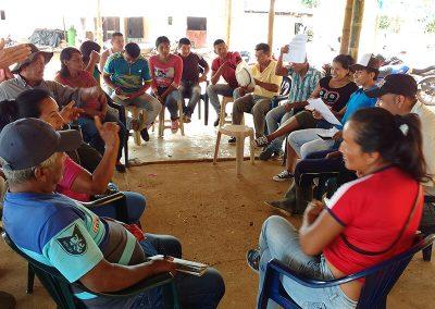 Community Rules / Corinto, Cauca.