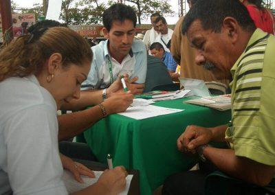 Fundación Lea Taller promocional de Metabastos en el Municipio de Puerto Rico, Meta.